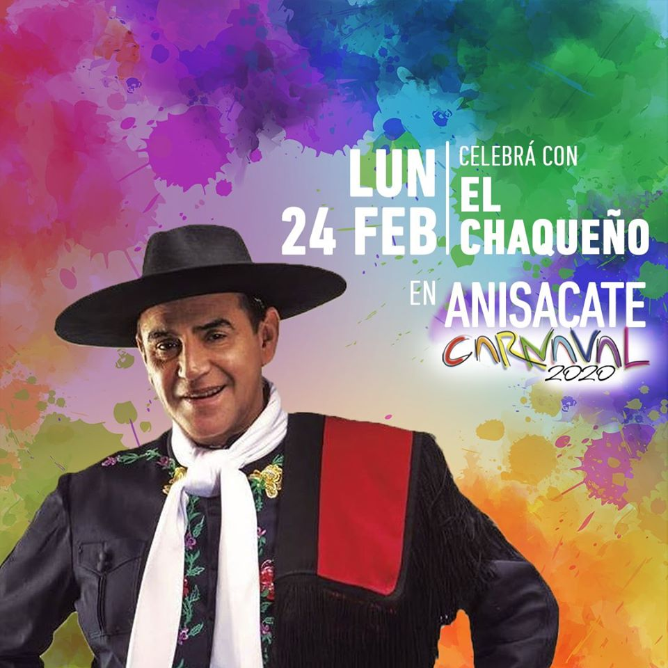 carnaval Anisacate